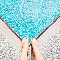 Swimming Pool by Tom Gowanlock