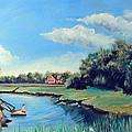 Swimming by Robert Harvey
