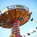 Swings by Leslie Leda