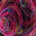 Swirling Energy by Ricky Barnard