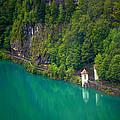 Switzerland - Lake by Geoff Evans