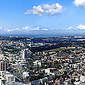Sydney - Aerial View Panorama by Kaye Menner