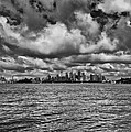Sydney-black And White by Douglas Barnard