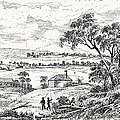 Sydney Cove, Australia, Circa 1790 by Cci Archives
