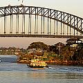Sydney Harbour Bridge At Dawn by Jessica Estrada