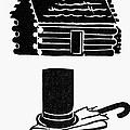 Symbols: Abe Lincoln by Granger