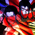 Synthesizer Heros by Steve K