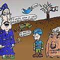 Syria Is Mordor by Yasha Harari