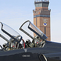 T-38 Talon Pilots Make Their Final by Stocktrek Images