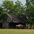 T Barn 3 by Douglas Barnett