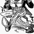 T. Roosevelt Cartoon, 1903 by Granger