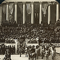 T. Roosevelt Inauguration by Granger