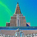 Tabernacle Dream 1 by Samuel Sheats