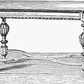 Table, 19th Century by Granger