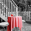 Table And Chairs by Frank Nicolato