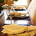 Table Set For Dinner by Jeremy Allen