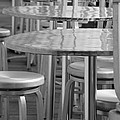 Tables And Stools by Rob Hans