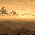 Taconic Sunset by Lee Fortier