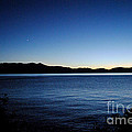 Tahoe Sunset  by Sean McGuire