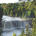 Tahquamenon Falls 1531 by J D  Whaley