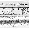 Tailors Pattern Book, 1589 by Granger