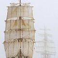 Tall Ship Denmark by Jonathan Fine
