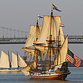 Tall Ship Five by Alice Gipson