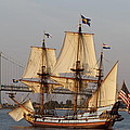 Tall Ship Four by Alice Gipson