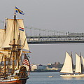 Tall Ship Six by Alice Gipson