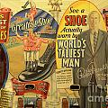Tallest Man Sign by Bob Christopher