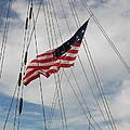 Tallship Flag by Daryl Macintyre