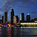 Tampa Convention Center by David Lee Thompson