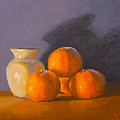 Tangerines by Joe Bergholm
