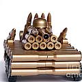 Tank From Shells by Michal Boubin