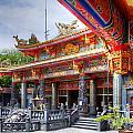 Taoist Temple 3 by Tad Kanazaki