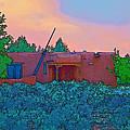 Taos Casita II by Charles Muhle