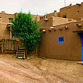 Taos by Jerry McElroy
