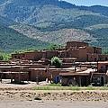 Taos Pueblo - 2