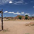 Taos Pueblo New Mexico by Elizabeth Rose