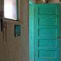 Taos Pueblo Shop Door by Elizabeth Rose
