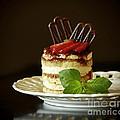 Taste Of Italy Tiramisu by Inspired Nature Photography Fine Art Photography