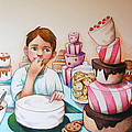 Tasting The Cake by Nicole McKeever
