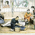 Tattoo Parlor, 1882 by Granger