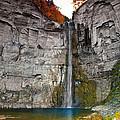 Taughannock Falls by Mark Dottle