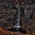 Taughannok Falls II - Hdr by Richard Ortolano