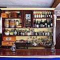 Tavern Civil War Era by Dave Mills