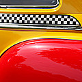 Taxi 1946 Desoto Detail by Garry Gay