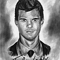 Taylor Lautner Sharp by Kenal Louis