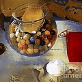 Tea And Toys by RC DeWinter