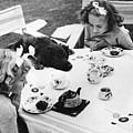 Tea Party by Fox Photos